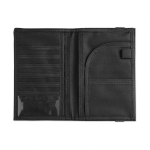 Luxury travel wallet