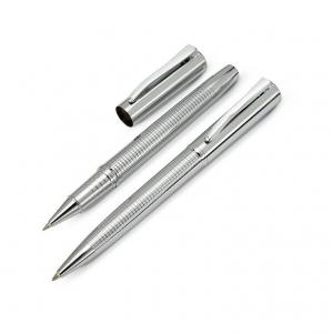 Metal pen set with ball pen