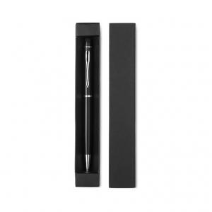 Aluminium twist stylus ball pen