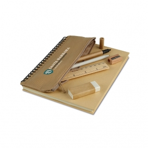 Notebook with pencilcase