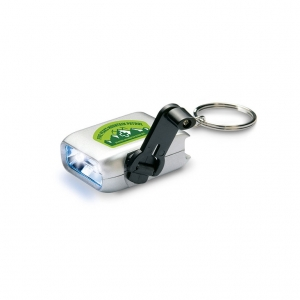 LED Torch with Keyring