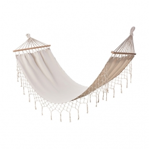 Hammock in canvas
