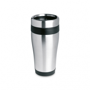 Stainless steel travel cup