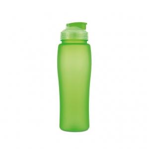 Palack szívószállal 750 ml, zöld