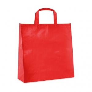 Laminated woven bag