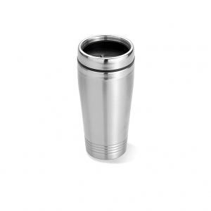 Stainless steel double wall travel cup
