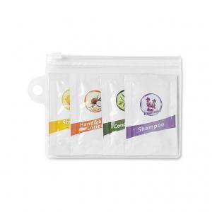 Travel bath kit