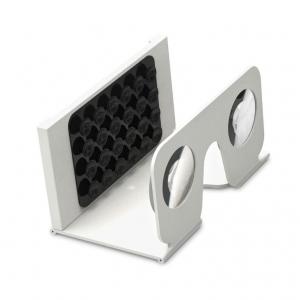Foldable 3D VR glasses